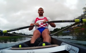 Damir Martin, veslanje
