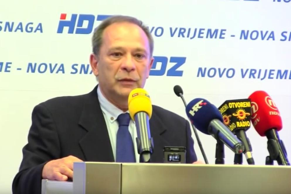 MOST UPOZORAVA: HDZ-ov ustavni sudac Davorin Mlakar odlučivat će o sudbini svog donedavnog partnera