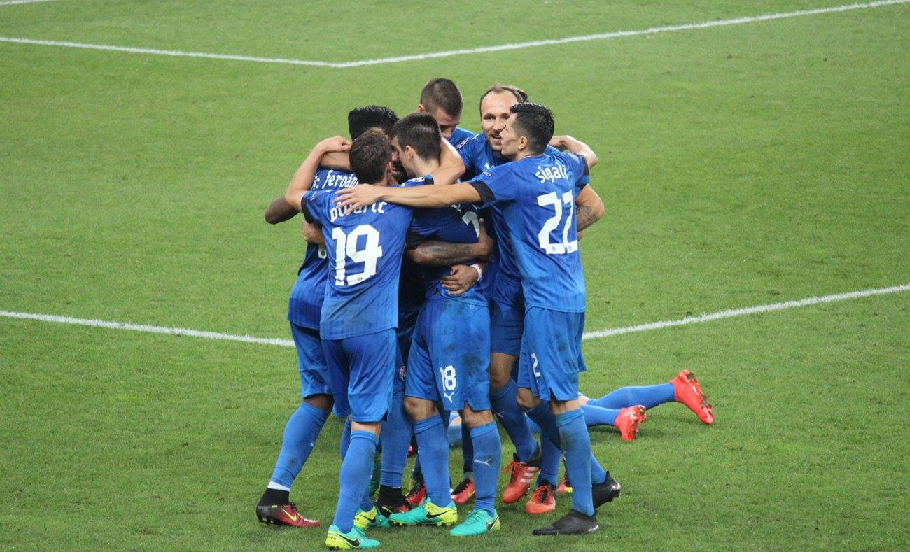 DINAMO U LIGI PRVAKA: Igrat će protiv Juventusa, Seville i Lyona