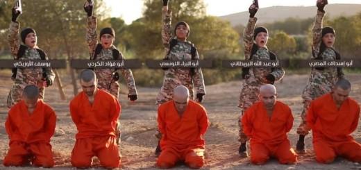 ISIL-ovci obučavaju djecu da budu ubojice (Foto: Twitter)