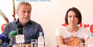 Jelena Pavičić Vukičević, Milan Bandić
