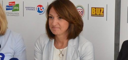 VIDEO: PAVIČIĆ VUKIČEVIĆ - Koalicija za Premijera jedina Hrvatskoj jamči rad, blagostanje i solidarnost 1