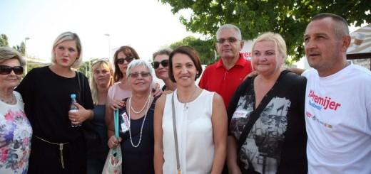 VIDEO: PAVIČIĆ VUKIČEVIĆ - Koalicija za Premijera jedina Hrvatskoj jamči rad, blagostanje i solidarnost 2