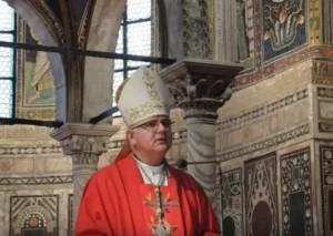 Mate Uzinić, Dubrovnik, biskup