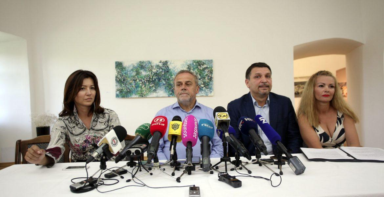 MILAN BANDIĆ: Najbolje bi bilo da se HDZ i SDP ujedine - to će se i dogoditi nakon izbora 1