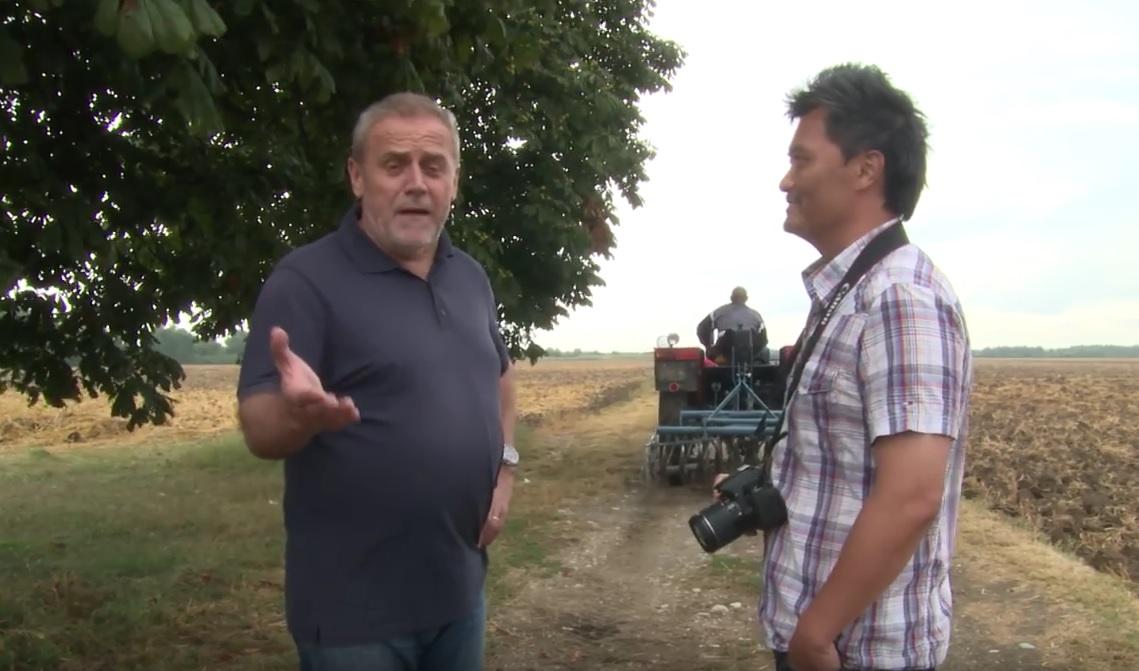 VIDEO: BANDIĆEV NOVI SPOT - Hranit ćemo cijeli Japan iz Slavonije - poručuje