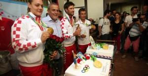 Milan Bandić, Sandra Perković, Šime Fantela, Igor Marenić