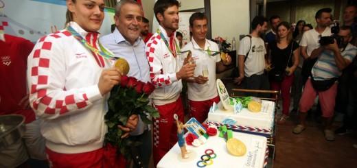 OBEĆALI FINANCIJSKU POMOĆ: Koalicija za Premijera nagradit će osvajače medalja iz Rija 1