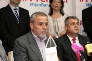 Milan Bandić i Vlado Klasan
