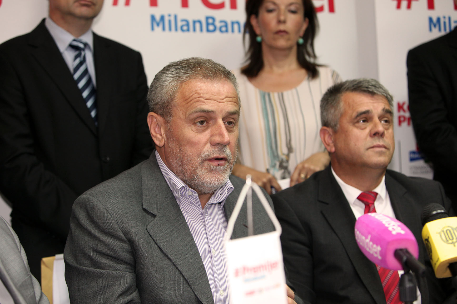 "MILAN BANDIĆ: ""Konkurenti su dokazano nesposoban i nedokazano sposoban"" 1"