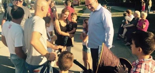 MILIJAN BRKIĆ: Briga za obitelj je briga za opstanak Hrvatske