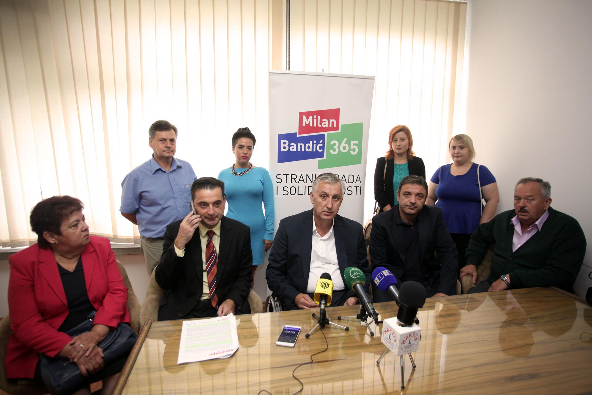 MIODRAG DEMO: Partneri propale koalicije koriste zadnje sate da unište Petrokemiju