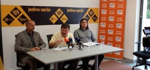 VILIM RIBIĆ: Nisam partner koalicije Jedina opcija - odazvat ćemo se pozivu i drugih opcija