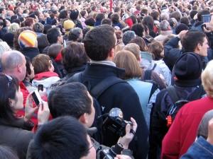 ljudi, masa ljudi, mnogo ljudi