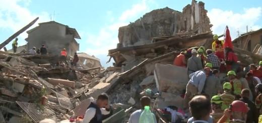 VIDEO: ITALIJA SE OPET TRESE - Novi potres, najavljeno izvanredno stanje - spašavanje traje