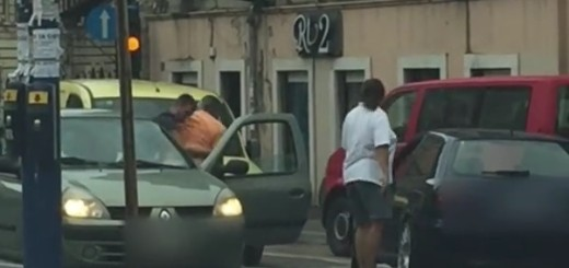 "VIDEO: TUČNJAVA VOZAČA - U Rijeci se nasred križanja, usred dana, potukla dvojica ""vrućih"" glava"