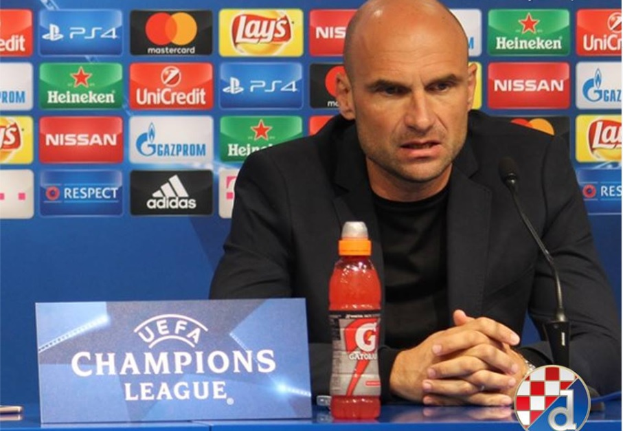 Trener Željko Sopić (Foto: NK Dinamo)