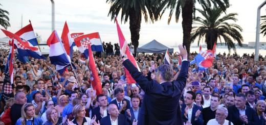 ANDREJ PLENKOVIĆ: Ne trošite glas za stranke koje neće prijeći prag - rekao je u Splitu