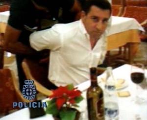 Ante Gotovina, uhićenje