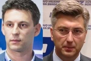 PLENKOVIĆ ODGOVARA PETROVU: Mijenjam stranku i mijenjat ću Hrvatsku - Petrov se mora meni dokazati