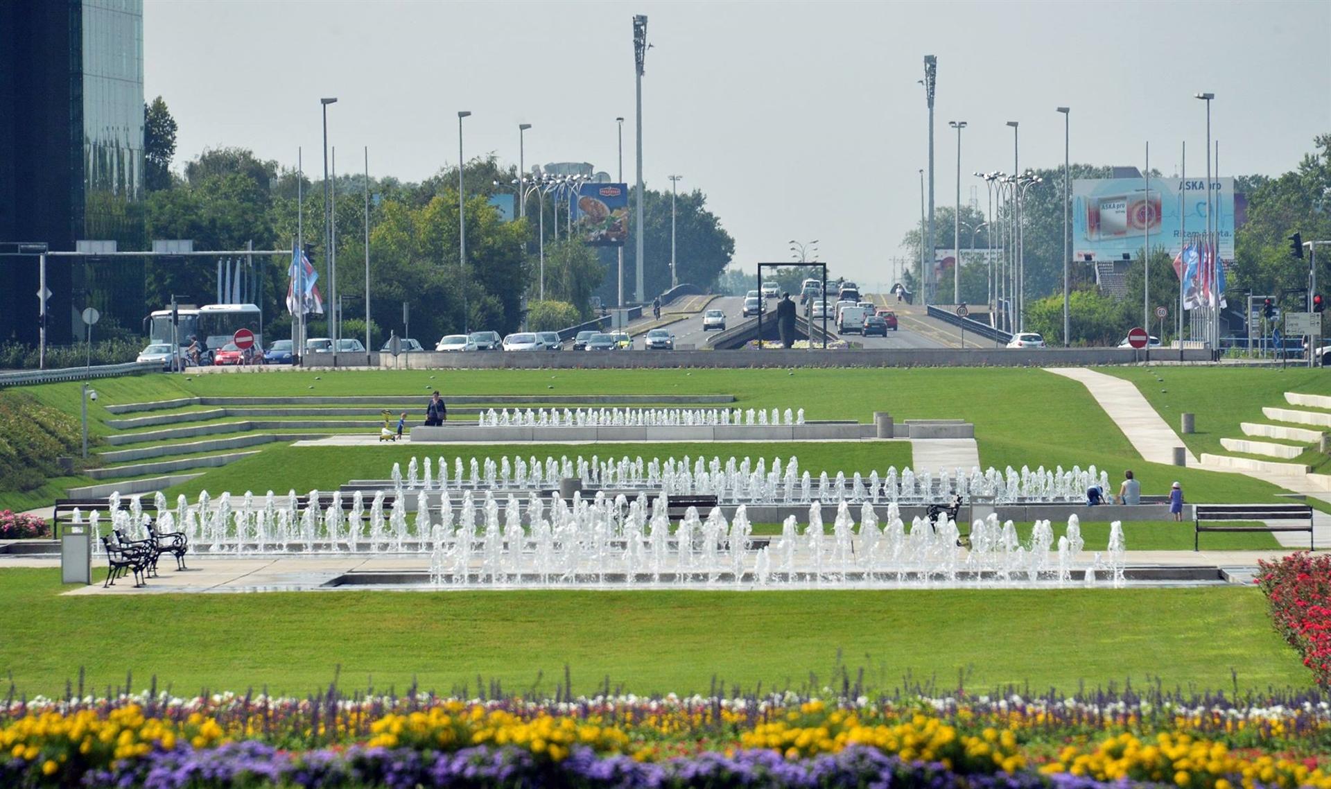 Zagreb Otvara Nove Fontane U Srijedu Zbog Programa I Veselice