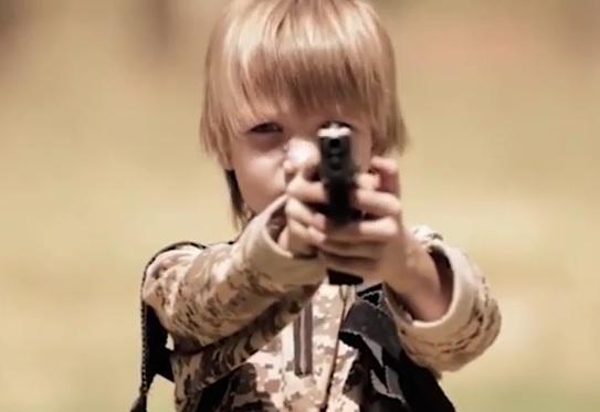 ISIS, dječak