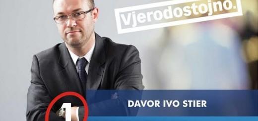 DAVOR IVO STIER: Nećemo koristiti ideologije kao alat za podjele - hoćemo gospodarski rast 1