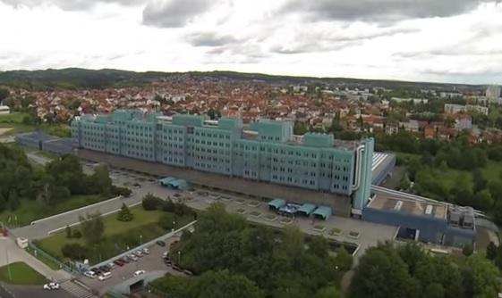 KBC Dubrava, bolnica