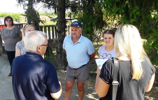 UGLEDNO GAZDINSTVO: Tri stoljeća ekološke poljoprivrede obitelji Vojvodić 1