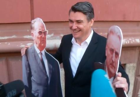 Milanović, Tito, Tuđman