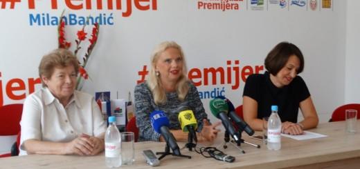 Milena Vuković Runjić, Jelena Pavičić Vukičević, Ana Slavljenić Rukavina