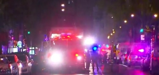 New York, eksplozija