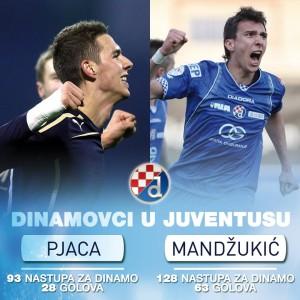 Pjaca, Mandžukić, NK Dinamo