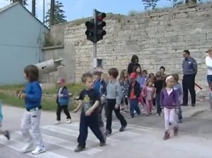 djeca, promet