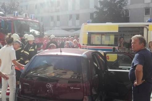 Nesreća u Osijeku (Foto: Glas Slavonije)