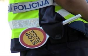 stop, policija