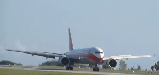 zrakoplov, Boing 777, Angola airlines