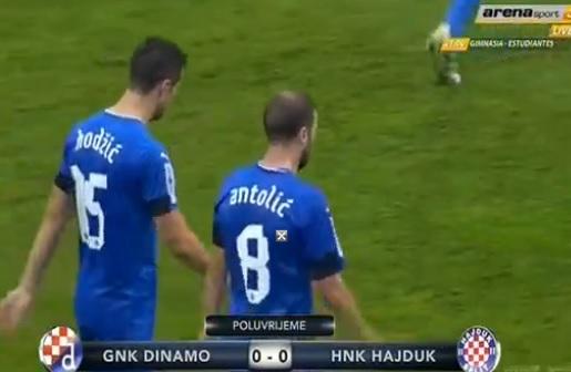 Dinamo, Hajduk 1