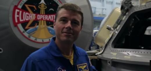 astronaut, reid wiseman