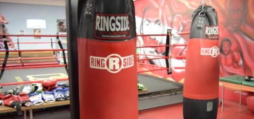 boks, ring