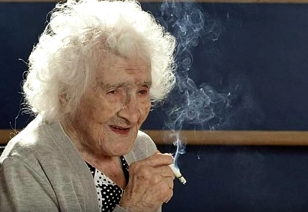 Jeanne Calment živjela je 122 godine
