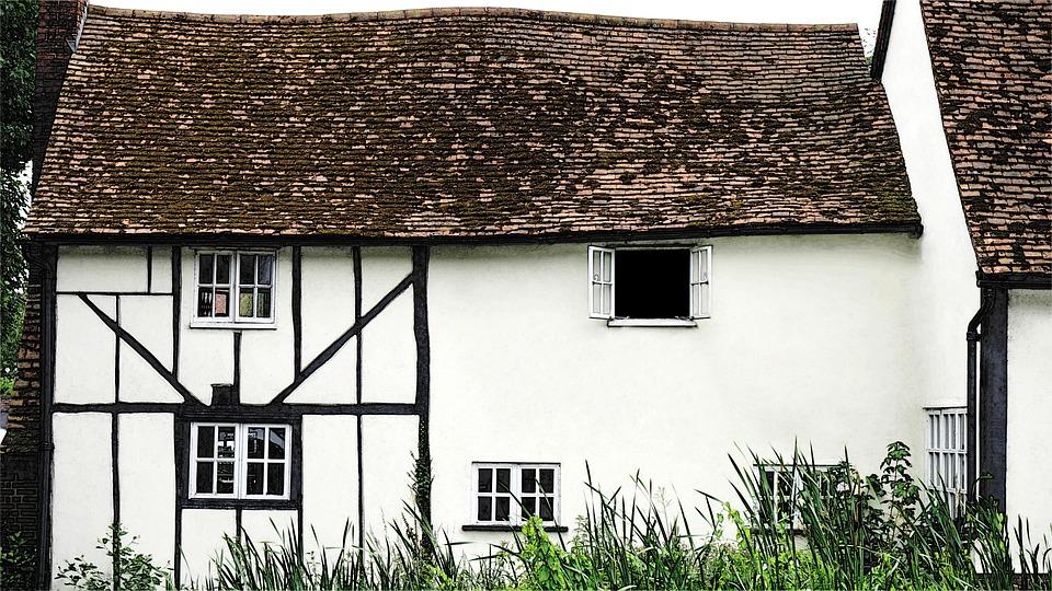 kuća, selo