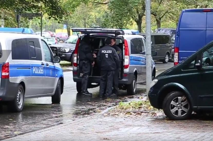 policija, njemačka