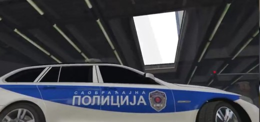 policija, prometna, srbija