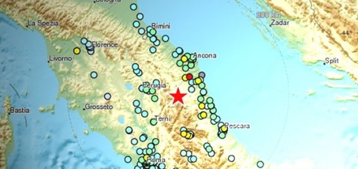 potres, italija