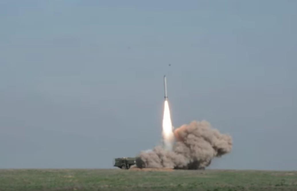 raketa iskander-m, rusija