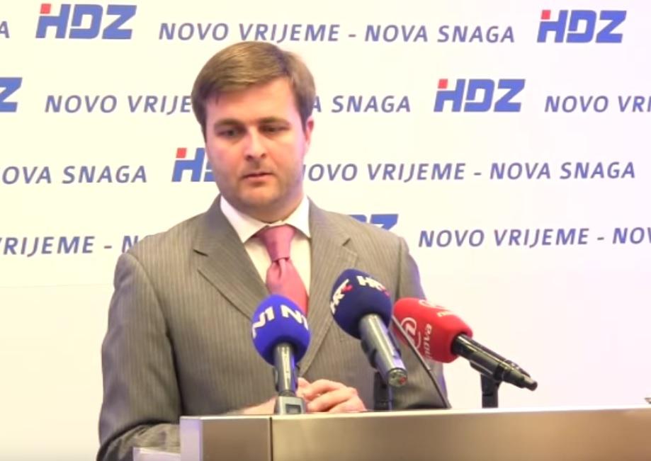 tomislav ćorić, ministar