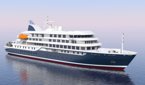 100 meter expedition cruise vessel