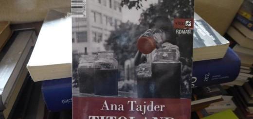 ana tajder, titoland