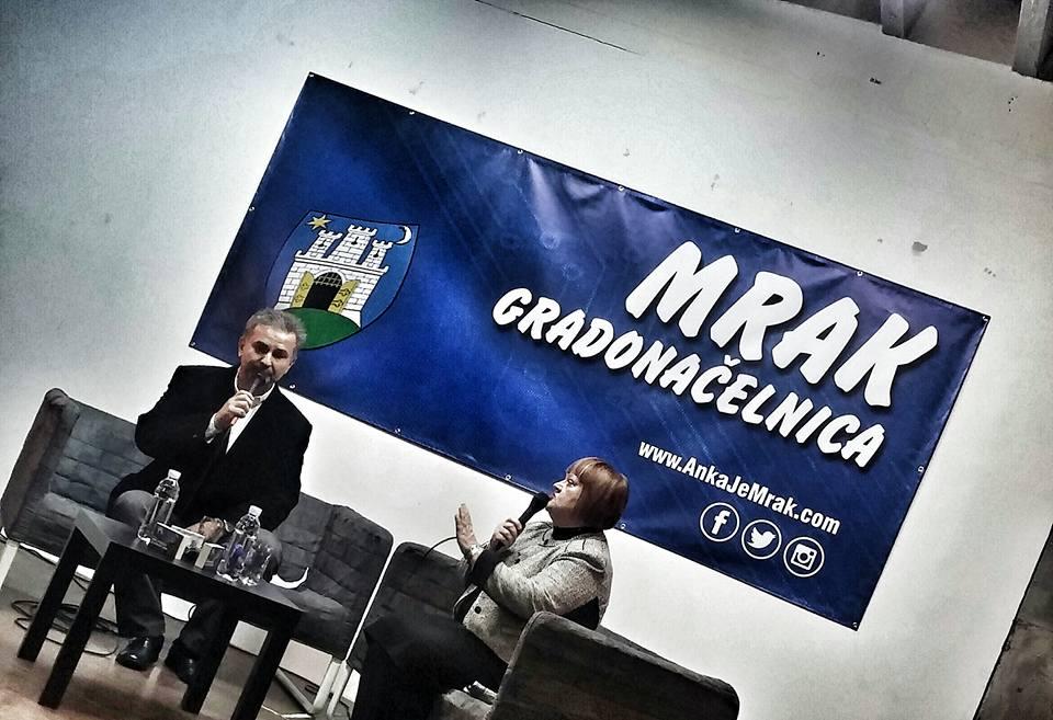 Anka Mrak Taritaš (Foto: Facebook)
